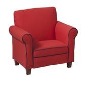 HomePop HomePop Juvenile Club Chair