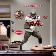 Fathead Carnell Williams Wall Graphic