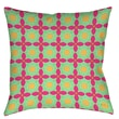 Thumbprintz Anima 2 Star Printed Polyester Throw Pillow; 16'' H x 16'' W x 4'' D