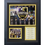 Legends Never Die Pittsburgh Steelers Steeler Super Bowls Framed Photo Collage