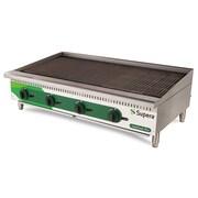 Supera® LC48CB-1 LineCook Pro Gas Charbroiler, 140000 BTU