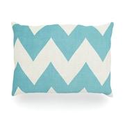 KESS InHouse Salt Water Cure Outdoor Throw Pillow; 14'' H x 20'' W x 3'' D
