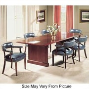 High Point Furniture Bedford Rectangular Conference Table; 3' 6'' L