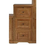 Eagle Furniture Manufacturing Oak Ridge 3-Drawer  File; Concord Cherry