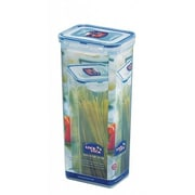 Lock & Lock 2L Tall Rectangular Spaghetti Storage Container with Lid