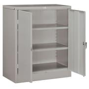 Salsbury Industries 2 Door Storage Cabinet; Gray