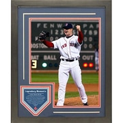 Steiner Sports Jon Lester 2008 No Hitter Legendary Moments Framed Collage