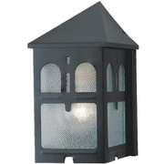 Home Concept 1-Light Outdoor Flush mount
