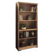 Legends Furniture Scottsdale Oak 72.13'' Standard Bookcase