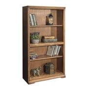 Legends Furniture Scottsdale Oak 60.13'' Standard Bookcase