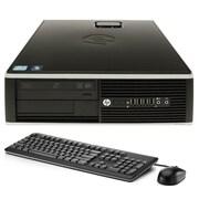 HP Refurbished Compaq Desktop (8100 SFF), 2.66GHz Intel i5, 8GB RAM, 1TB HDD, DVD-Burner, Windows 7 Professional, English