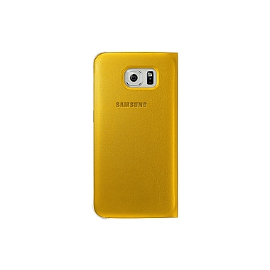 Samsung Protective Cover for GS6 Edge, Gold