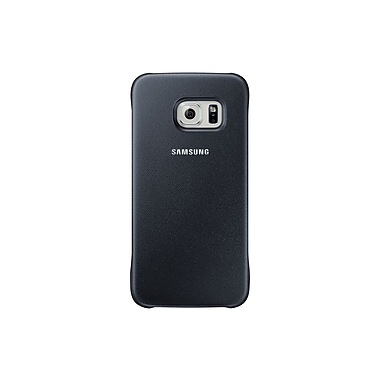 Samsung Protective Cover for GS6 (Clear), Blue/Black