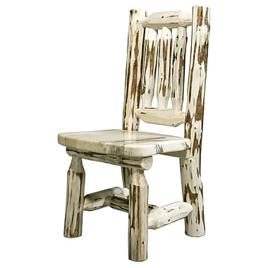 Montana Woodworks Montana Child's Desk Chair; Lacquered