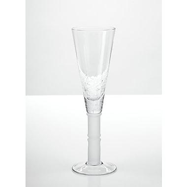 Impulse! Crackle Champagne Flute (Set of 6)