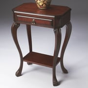 Butler Channing Console Table; Cherry