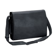 Bellino Bellino Messenger Bag; Black