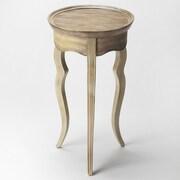 Butler Sophia End Table; Driftwood