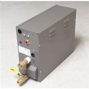 Amerec 20 kW Steam Generator Package; Brushed Nickel