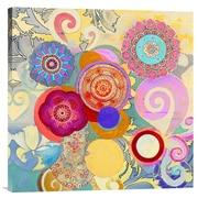 Global Gallery D  cor 101 by Jeanne Wassenaar Graphic Art on Wrapped Canvas