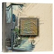 Global Gallery Hutong by Suzanne Silk Graphic Art on Wrapped Canvas