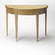 Butler Hampton Console Table; Driftwood