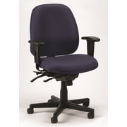 Eurotech Seating 4x4 SL Chair with Seat Slider; Navy