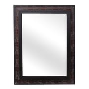 Legion Furniture Wood Mirror