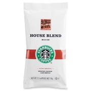 Starbucks Coffee Regular House Blend, 18/Box
