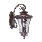 Jeremiah Prescott II 1 Light Outdoor Wall Lantern; Medium