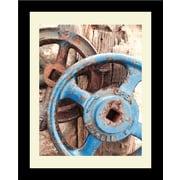 Graffitee Studios Industrial Open Valve Framed Photographic Print