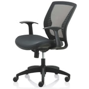 New Spec Mid-Back Mesh Conference Chair with Arm