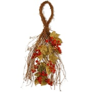 National Tree Co. Berry and Leaf Vine Wall Decor