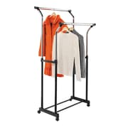Honey Can Do Double Flared Garment Rack