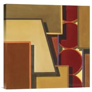Global Gallery Pi 246 by Fischer-Warnica Graphic Art on Wrapped Canvas