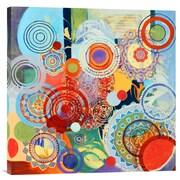 Global Gallery D  cor 105 by Jeanne Wassenaar Graphic Art on Wrapped Canvas