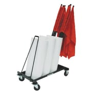 Jarvis Industries Flag Cart with Pan
