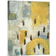 Global Gallery View From Avis by Kevin Tolman Painting Print on Wrapped Canvas