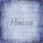 Graffitee Studios The ABCs of Love Abrazos (Hugs) Textual Art on Wrapped Canvas