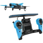 Parrot® BeBop Drone Quadcopter With Skycontroller Bundle, Blue