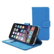 The Snugg Flip Case for iPhone 6 Plus, Electric Blue