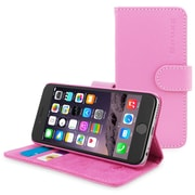 The Snugg Flip Case Cover for iPhone 5, Candy Pink