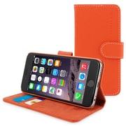 The Snugg Flip Case for iPhone 6, Orange
