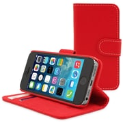 The Snugg Flip Case for iPhone 6, Red