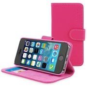The Snugg Flip Case Cover for iPhone 5, Hot Pink
