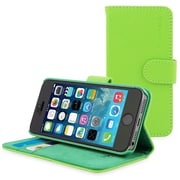 The Snugg Flip Case Cover for iPhone 5, Green