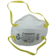 3M White Particulate Respirator 20/Pack (8210 PK)