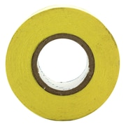 "Precision Dynamics Self Adhesive Time Tape, Yellow, 500"" x 1"""