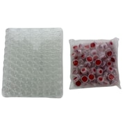 JG Finneran 2 ml Vial Convenience Kit with Cap and Septa, 1000/Case