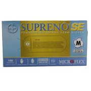 Micro flex Supreno SE Nitrile Gloves, Medium, 100/Pack